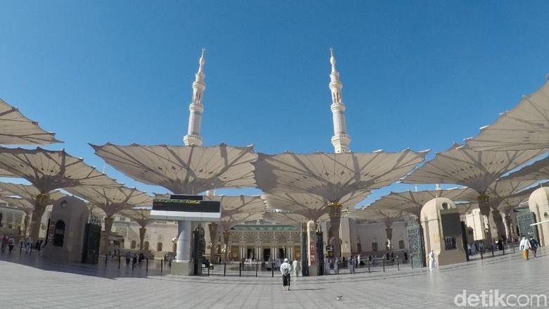 100  Gambar Masjid Madinah Terlihat Keren