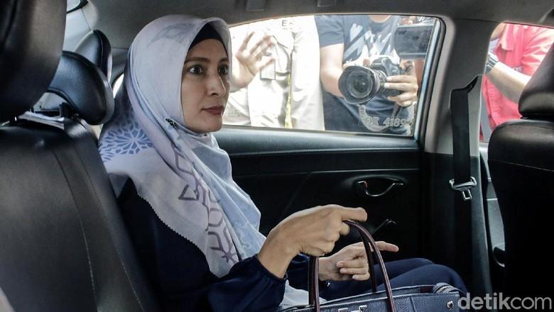 Inneke Koesherawati Diperiksa KPK Terkait Kasus Suap Proyek Bakamla