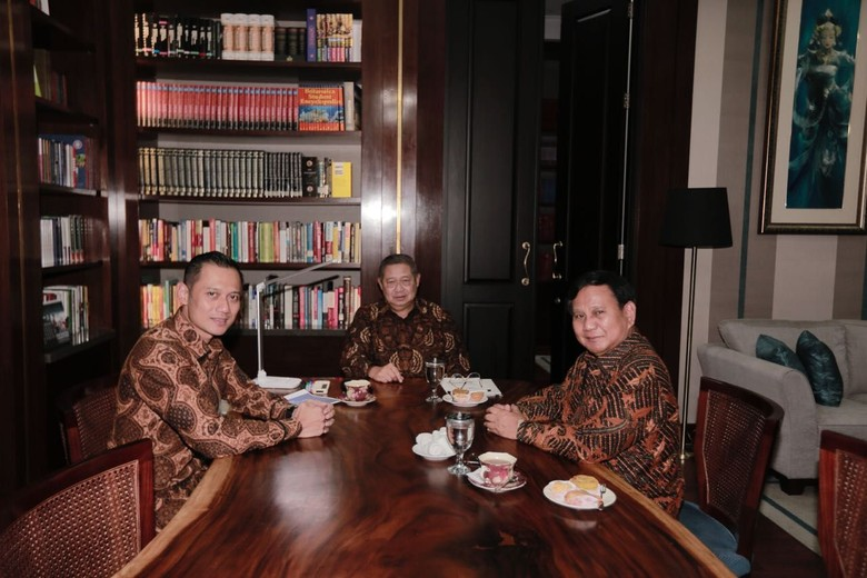 Prabowo: Tim PD-Gerindra Bekerja Siapkan Koalisi