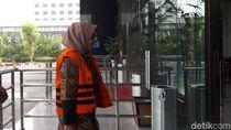 Eni Saragih Irit Bicara Usai Diperiksa soal Kasus Suap PLTU Riau-1