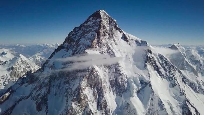 Andrzej Bargiel dan Gunung K2
