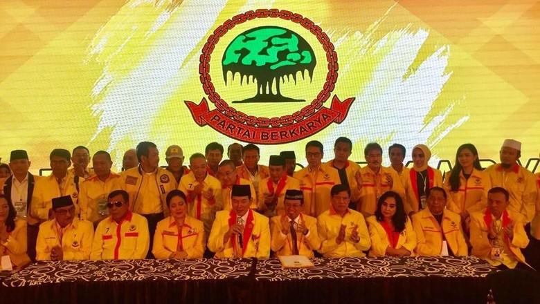 Partai Berkarya Bantah Gugat ke MK karena 2,7 Juta Suara Dicuri Gerindra