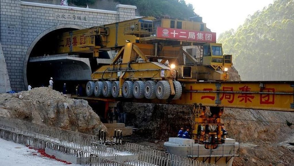 Ini Profil Perusahaan China yang Bikin Monster untuk Bangun Jembatan