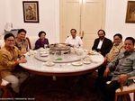 Jokowi dan 6 Ketum Parpol Juga Bahas Pertemuan Prabowo-PA 212 Dkk