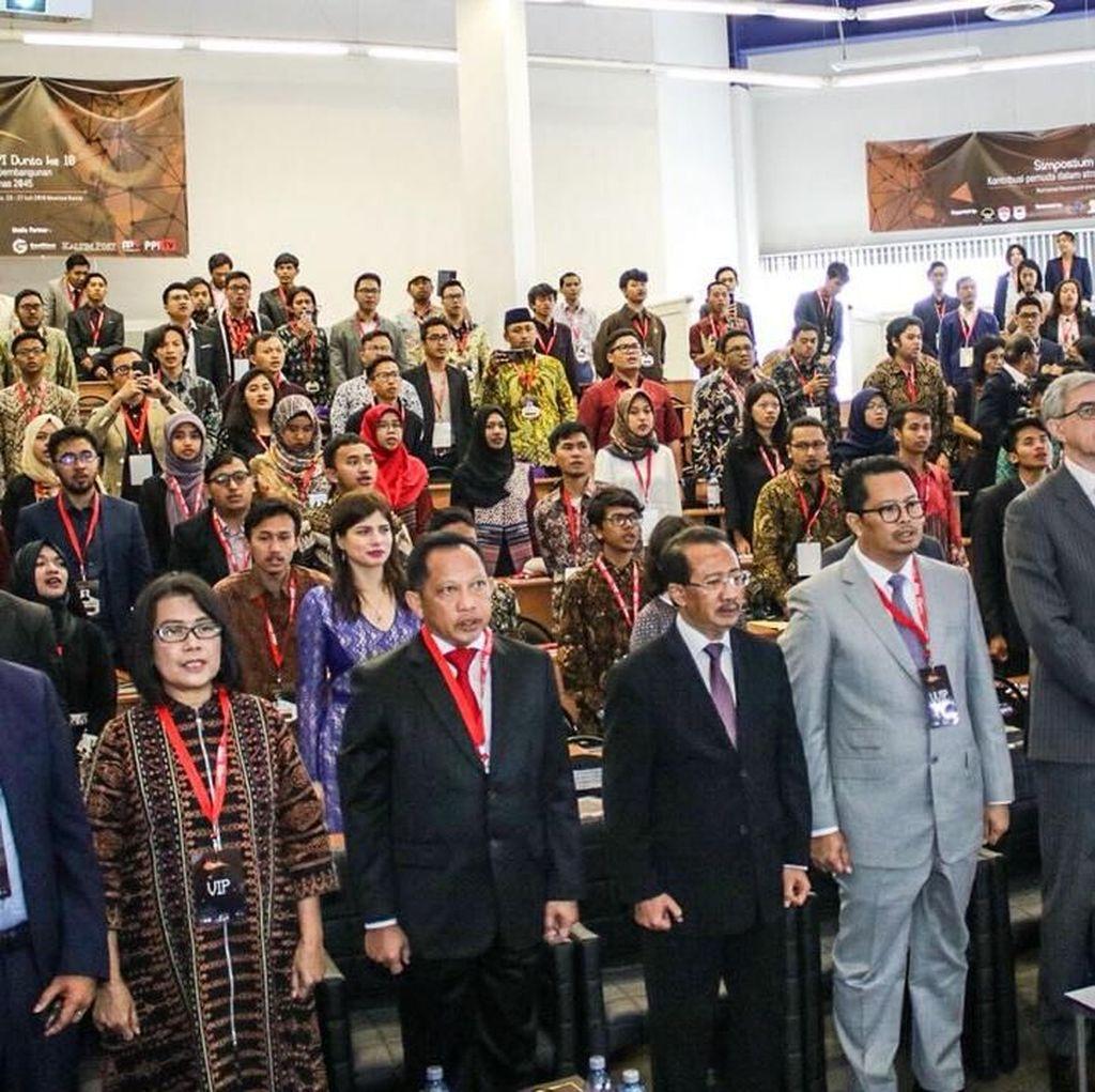 Pelajar Indonesia dari 41 Negara Ikut Simposium di Moskow
