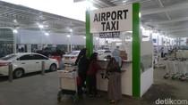 Ada Asian Games, Waktunya Layanan Taksi di Bandara Dibenahi