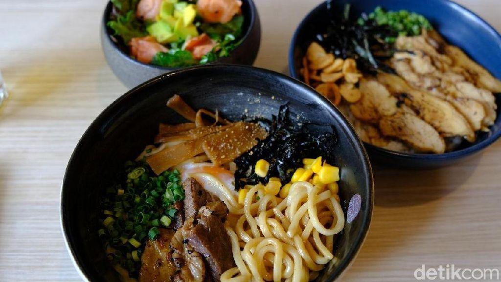 Kabuto Mazesoba: Oishi! Donburi dan Mazesoba Enak