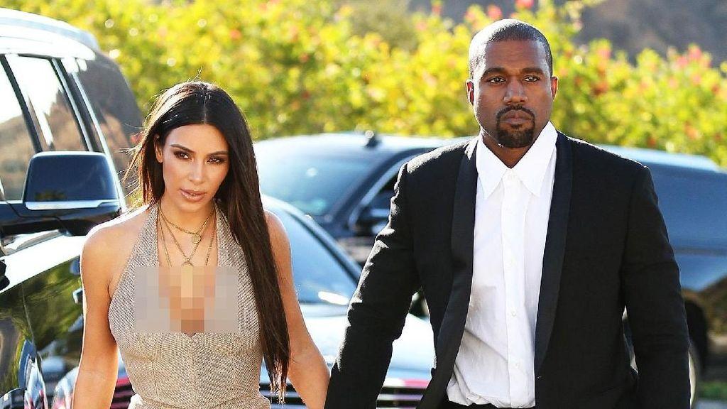 Mantan Bodyguard Kim Kardashian Dituntut Rp 6 M Terkait Perampokan di Paris
