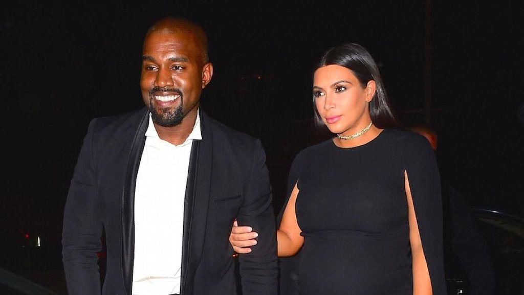 Berat Badan Kim Kardashian Turun Jadi 53 Kg, Netizen Meradang