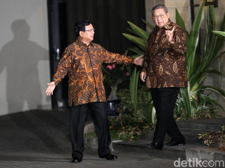 SBY Jurkam, PD: Komitmen Partai Solid Dukung Prabowo-Sandiaga