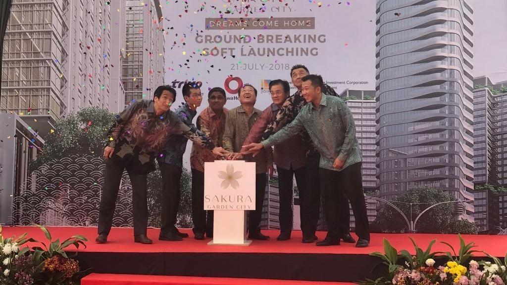 Pengembang Terbesar di Jepang Bangun Hunian di Jakarta Timur