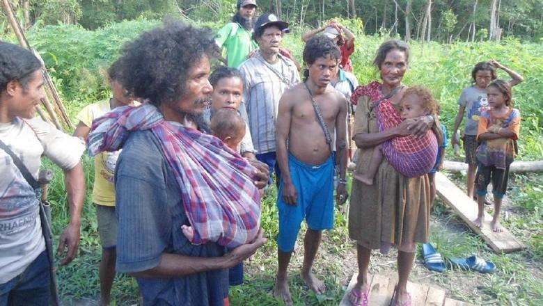 Kemiskinan Kelaparan Dan Kematian Di Daerah Terpencil