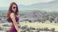 Presenter Terseksi Sedunia dan Piramida Rumah Para Dewa
