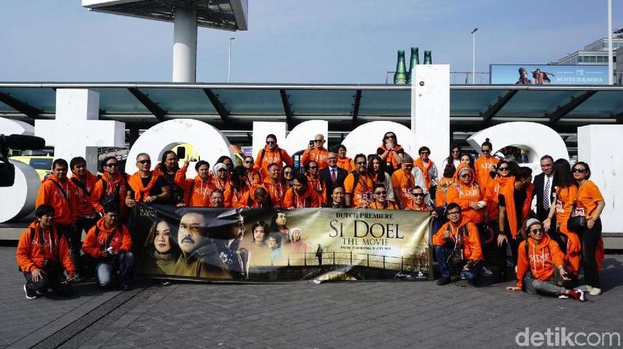 Begini Persiapan World Premier Si Doel The Movie