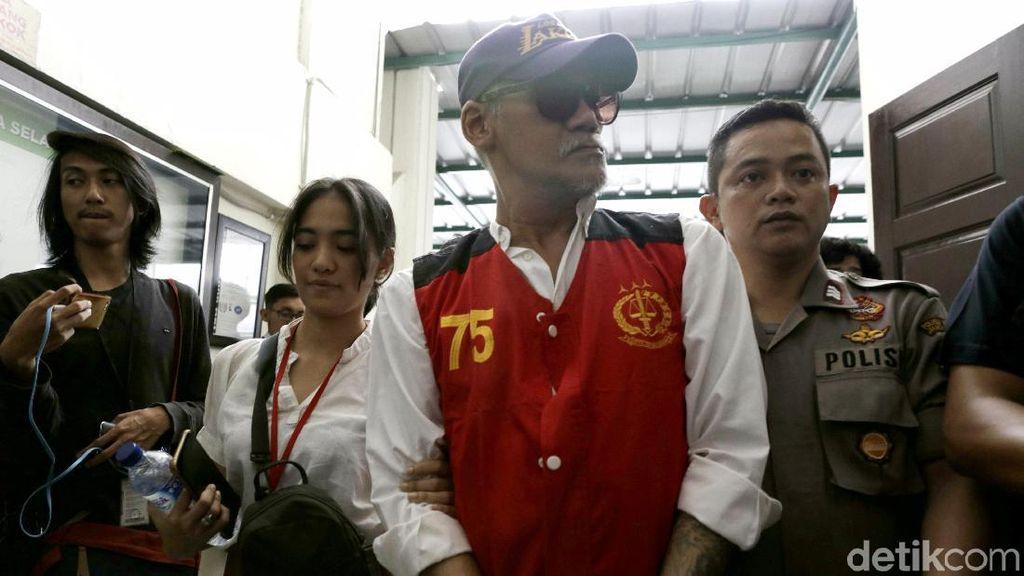 Divonis 9 Bulan, Tio Pakusadewo Kini Dipindah ke RSKO