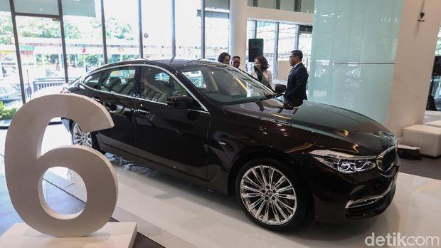 BMW Seri 6 Gran Turismo