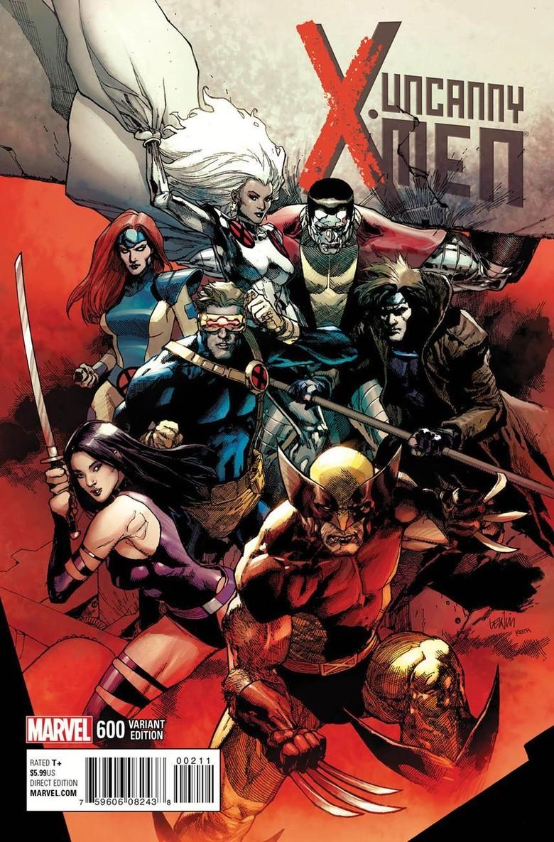 Penuh Kekacauan di Trailer Komik Marvel Uncanny X-Men #1