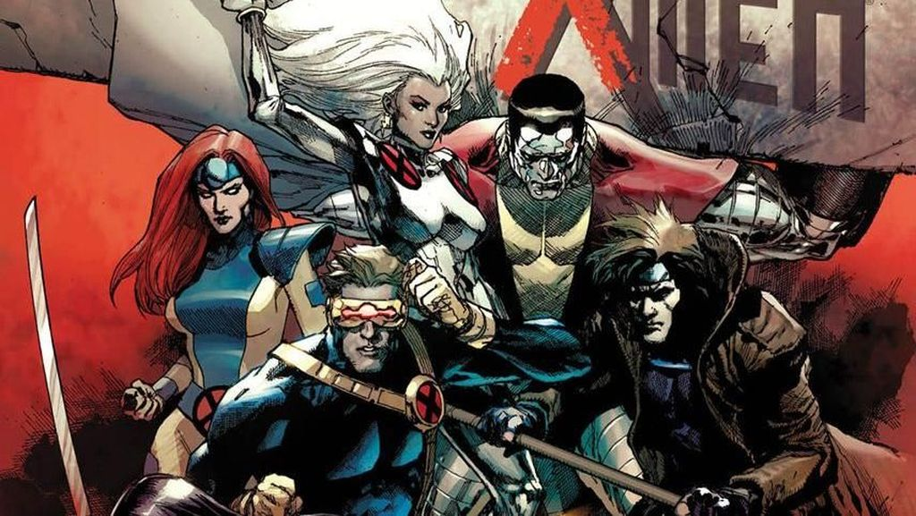 Sebut Rumah Ibadah Palsu, Organisasi Hindu Kecewa Komik Terbaru X-Men