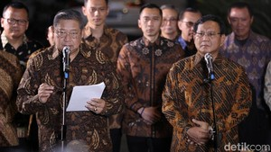 Ibas yang Selalu Dampingi SBY Bangun Koalisi