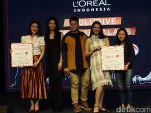 LOreal Indonesia Bikin Makeup Tutorial dengan Terjemahan Bahasa Isyarat