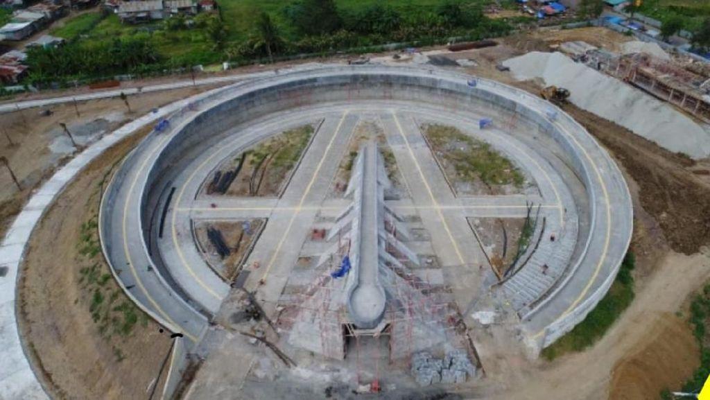 Proyek Kapsul Waktu di Merauke Rampung Oktober