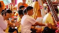 Para Remaja Thailand Menjadi Biksu Usai Diselamatkan dari Gua