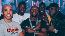 Liburan di Miami, Mendy dan Dembele Pesta bareng Mayweather dan Ronaldinho
