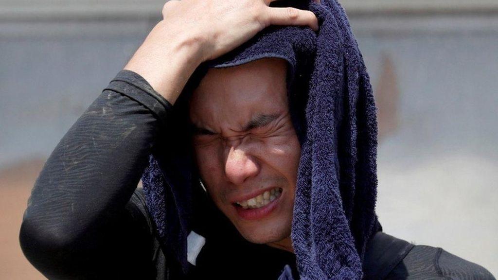 Gelombang Panas di Jepang Pecahkan Rekor, 77 Orang Tewas