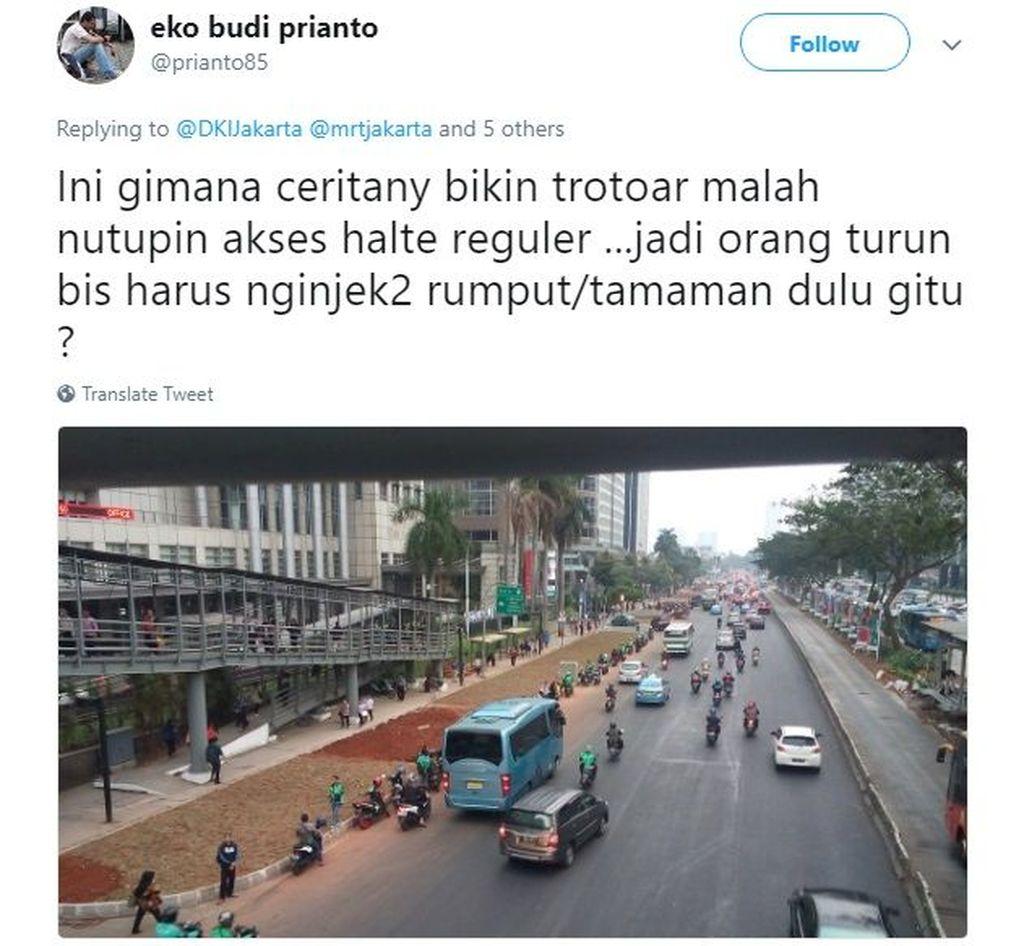 Pertanyaan serupa juga dilontarkan warganet lain. Foto: Twitter/prianto85