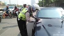 Tunggak Pajak Kendaraan, Anggota DPR Terjaring Razia di Jaktim