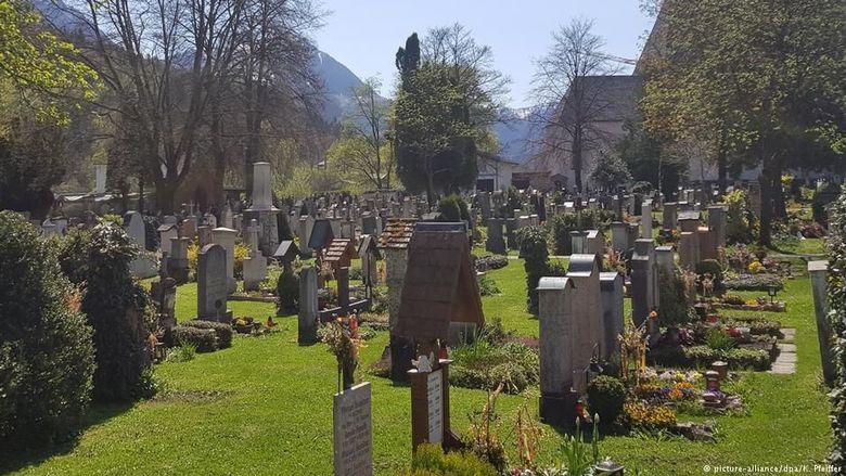 Warga Kota Jerman Harus Ikut Undian Untuk Dapat Tempat di Makam Kuno