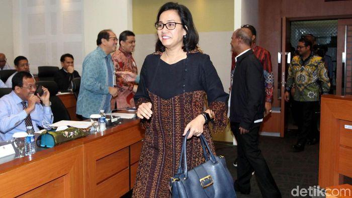 Menteri Keuangan Sri Mulyani Indrawati/Foto: Lamhot Aritonang