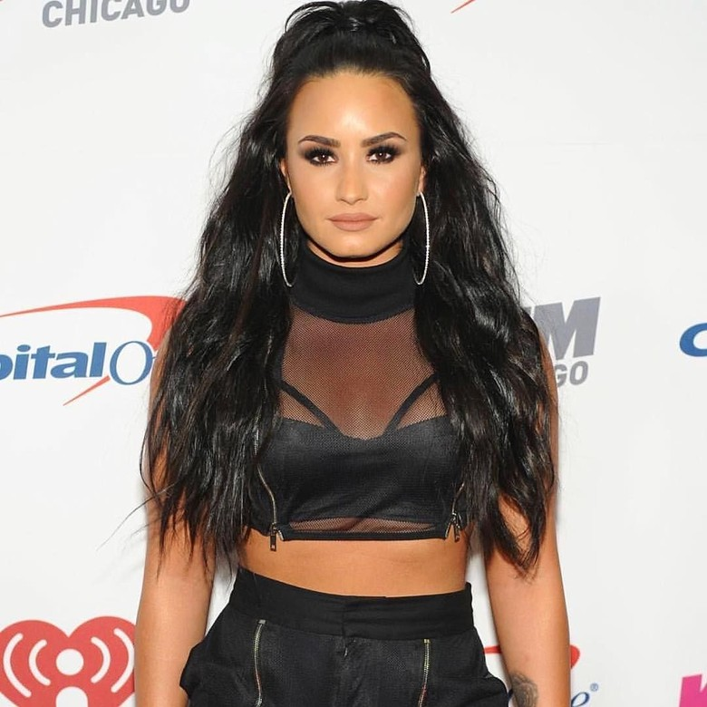 Demi Lovato. Foto: Instagram @ddlovato