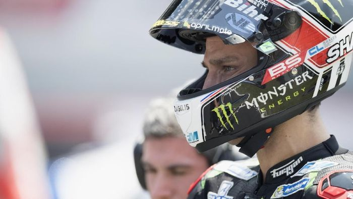Rider Yamaha Tech3, Yohann Zarco. (Foto: Mirco Lazzari gp/Getty Images)