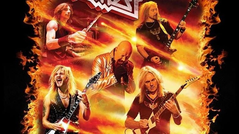 Judas Priest Sudah di Jakarta, Siap Sapa Pecinta Metal Indonesia