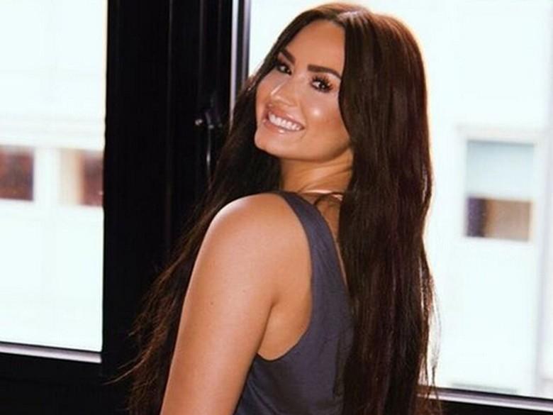 Demi Lovato Rayakan 6 Bulan Bebas dari Rehabilitasi karena Overdosis