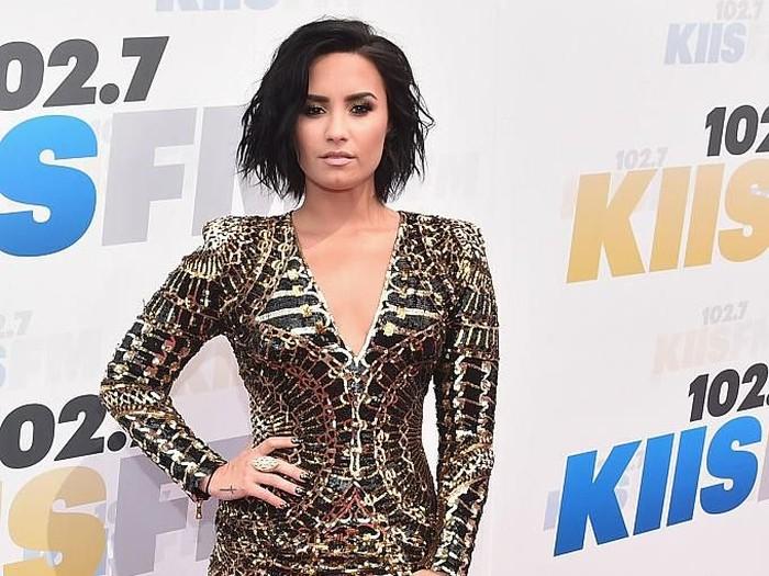 Demi Lovato diketahui sudah lama berkutat dengan narkotika. (Foto: Getty Images)
