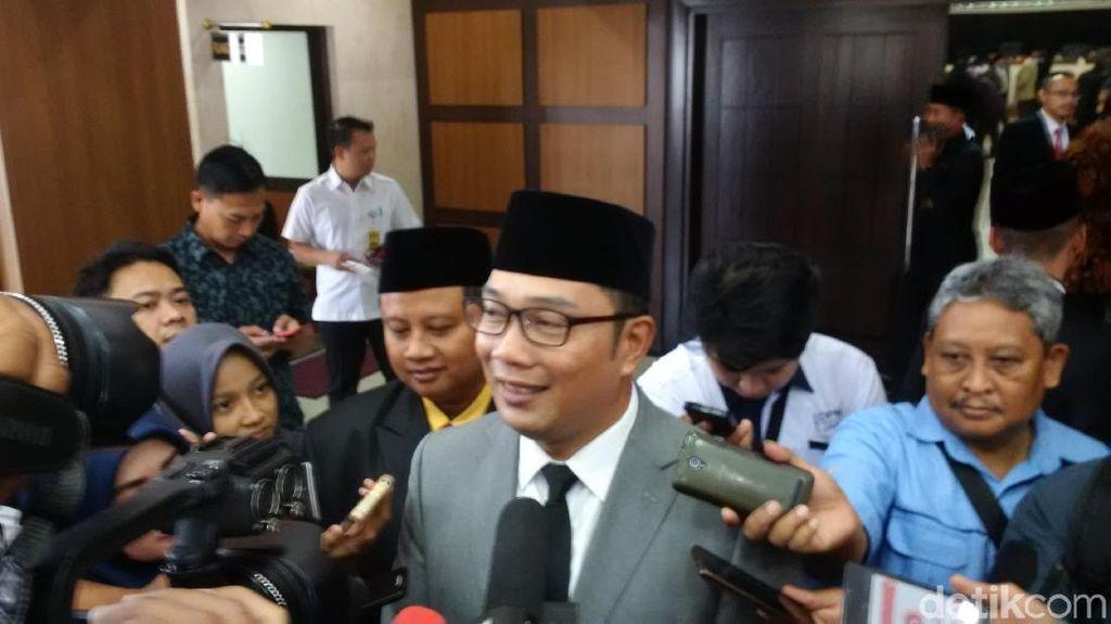 Ridwan Kamil Akui Belum Dapat Tawaran Jadi Timses Jokowi