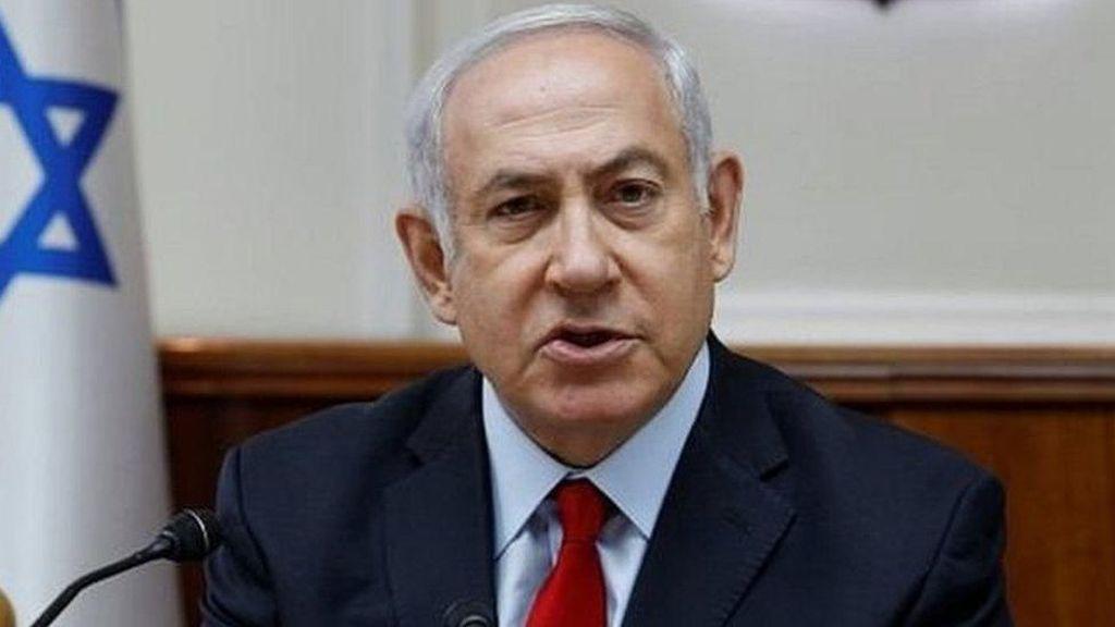Israel Serang Balik Gaza Pascaserangan Roket yang Hancurkan Rumah