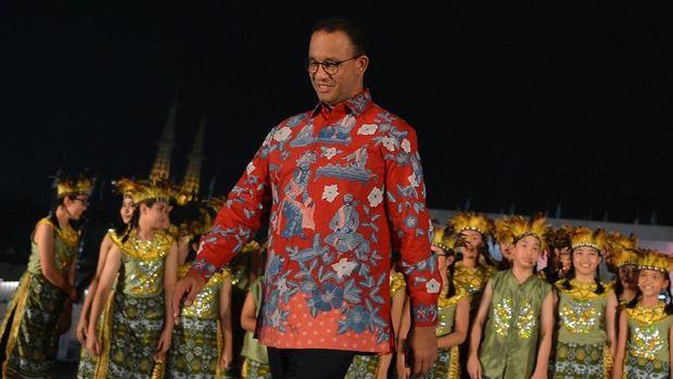 Gubernur DKI Jakarta Anies Baswedan disebut-sebut sebagai salah satu sosok yang bisa menjadi cawapres Prabowo Subianto.
