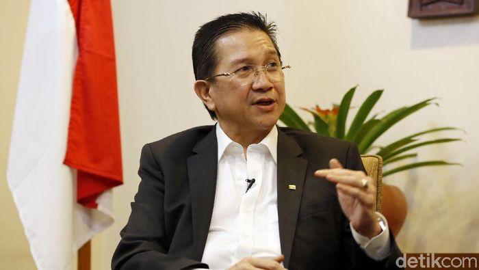 Direktur Utama PTFI Tony Wenas/Foto: Rachman Haryanto