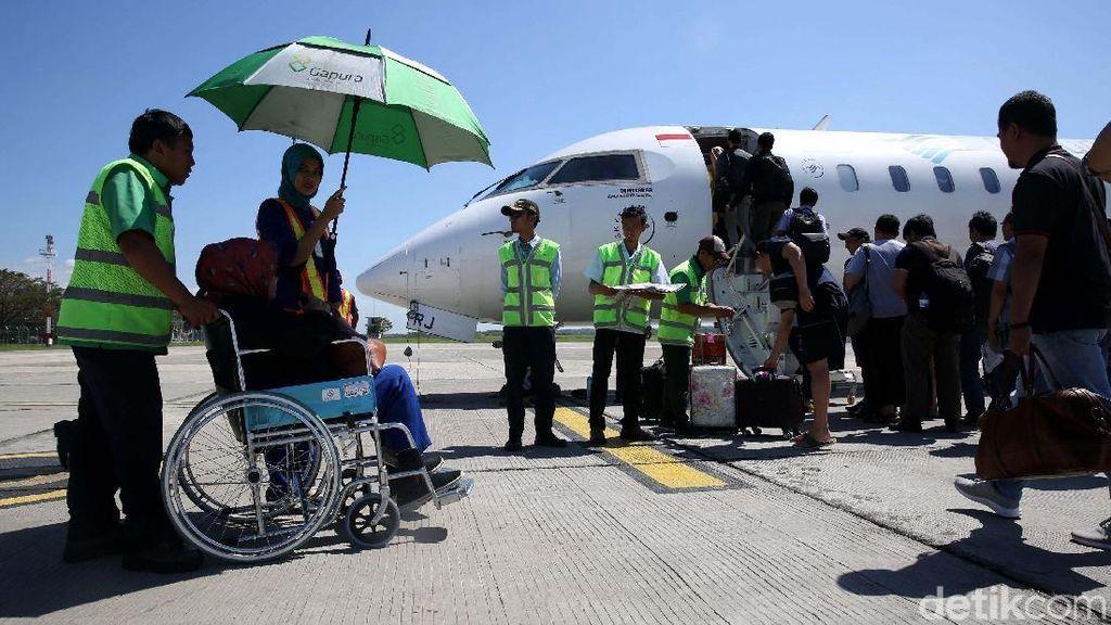 Masuk Tourism Triangle, Bandara Banyuwangi Akan Dikembangkan
