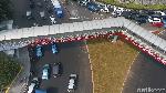Bakal Dirobohkan, Ini Penampakan JPO Bundaran HI dari Jepretan Drone