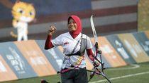 Inspirasi untuk Anak dari Atlet Panahan Diananda Choirunisa