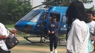 Mewah! Raditya Dika hingga Awkarin Ajak Fans Naik Helikopter