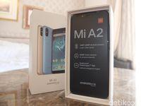 Mi A2, Sebuah Pembaruan yang Ideal