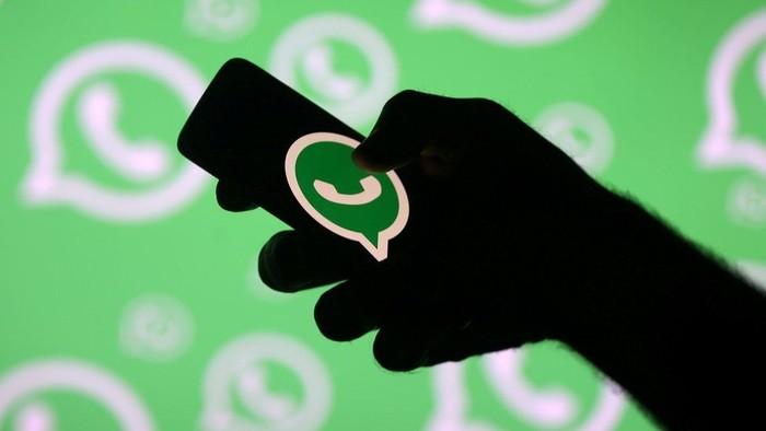 Forward chat WhatsApp sejauh ini masih bisa 5 kali lebih. (Foto: BBC Magazine)