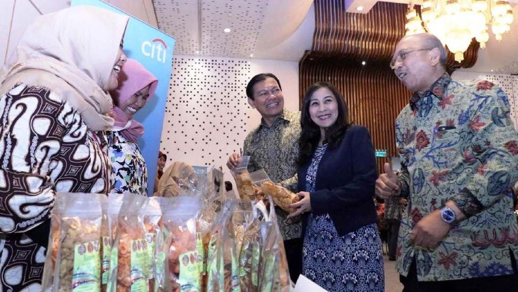 Citi Indonesia Bantu Kurangi Angka Pengangguran
