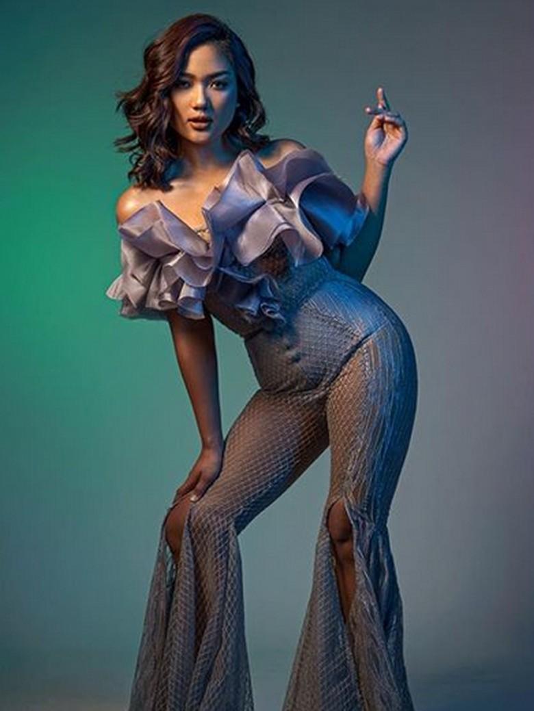 Marion Jola Senang Single Pertamanya Dijadikan Soundtrack Menunggu Pagi