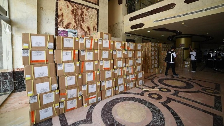 Stok Obat-obatan Jemaah Haji Dipastikan Cukup Sampai Kepulangan